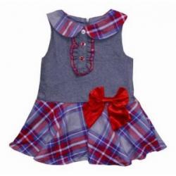 urocza dziecięca sukienka rozmiar 116