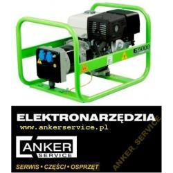 PRAMAC HONDA agregat prądotwórczy E5000 3~ 5,0KW
