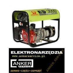 PRAMAC HONDA agregat prądotwórczy ES3000 2,59KW