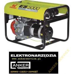 PRAMAC HONDA agregat prądotwórczy ES5000 4,6KW
