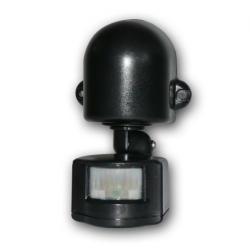 Czujnik ruchu Elektrobock LX14 230V czarny