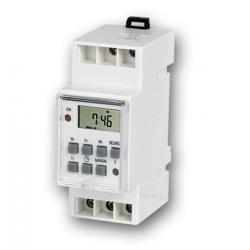 Cyfrowy programator czasowy na szynę DIN Elektrobock CS4-16