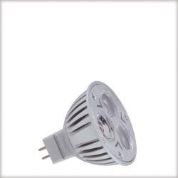 Żarówka LED Paulmann Powerline 3x1W GU5,3 światło dzienne 6400K 28040