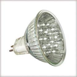 Żarówka LED Paulmann 12V, GU5,3 {|1W, 50000h biała 28000