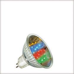 Żarówka LED Paulmann 12V, GU5,3 {|1W, 50000h Multicolor 28001