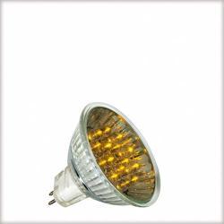 Żarówka LED Paulmann 12V, GU5,3 {|1W, 50000h żółta 28003