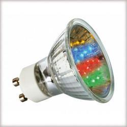 Żarówka LED Paulmann Multicolor (7 barw) 1W GU10 28013