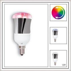 Żarówka LED Paulmann R50 Multicolor (7 barw) 1W E14 28015