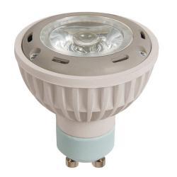 Żarówka LED Elgo ACRICHE GU10 4,5W szara YJ-WO0044-54