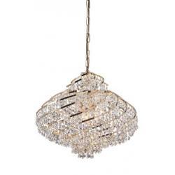 Lampa wisząca Markslojd Ellinge K12 złota 100503