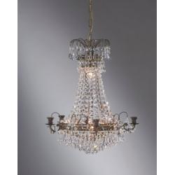 Lampa wisząca Markslojd Lacko 6X40W 100642