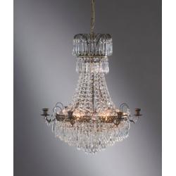 Lampa wisząca Markslojd Lacko Antyk 7X40W 100649