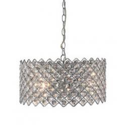 Lampa wisząca Markslojd Lindo 3 chrom 101813