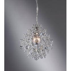 Lampa wisząca Markslojd Rosendal K5 3x40W chrom 100525