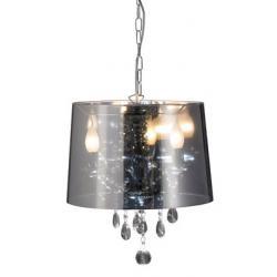 Lampa wisząca Markslojd Taxinge chrom 101805