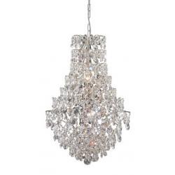 Lampa wisząca Markslojd Tosterup K9 5x40W chrom 100515