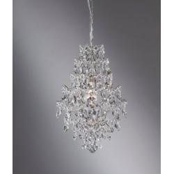 Lampa wisząca Markslojd Tosterup K9 1x60W chrom 100513