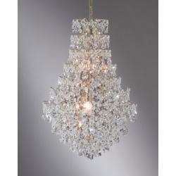 Lampa wisząca Markslojd Tosterup K9 5x40W złota 100514