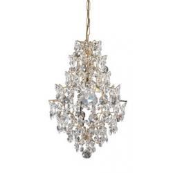 Lampa wisząca Markslojd Tosterup K9 1x60W złota 100512