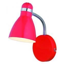 Kinkiet LampGustaf Viktor czerwony 871820
