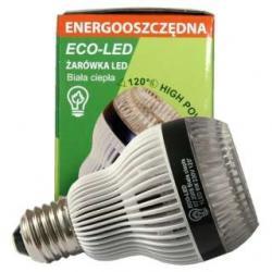 Żarówka 1 LED Eco-Led E27 120st ciepła 190lm/B 9444
