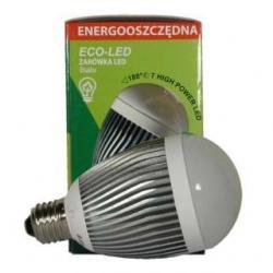 Żarówka 7 LED Eco-Led E27 180st biała 310lm 9550