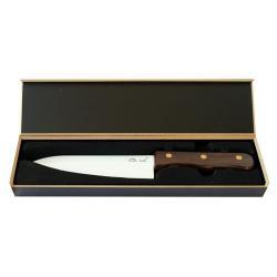Nóż ceramiczny Dan Woo 11 cali biały lustrzany 9703