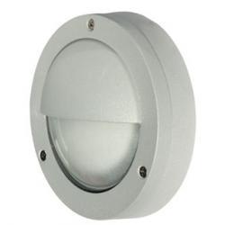Lampa naścienna okrągła 36 LED Eco-Led biała 0090
