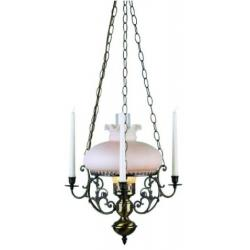 Lampa wisząca LampGustaf Linnea patyna 283109