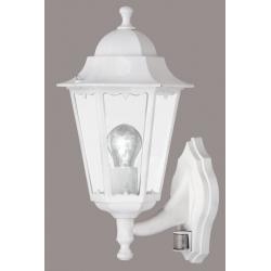 Lampa ścienna z czujnikiem ruchu Paul Neuhaus Hagen biały