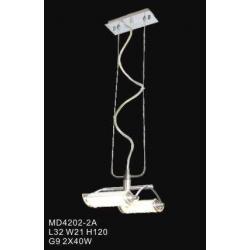 Lampa wisząca Italux Mizar MD4202-2A