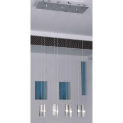 Lampa wisząca Italux Sople MD4512-8A