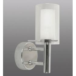 Kinkiet łazienkowy Brilux AZURA K1 biały