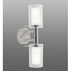 Kinkiet łazienkowy Brilux AZURA K2 biały