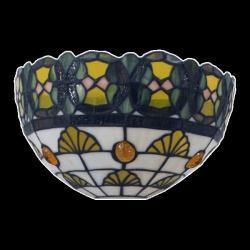 Kinkiet witrażowy Kaja Tiffany K-W123011