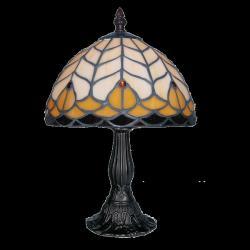 Lampa witrażowa stołowa Kaja Tiffany K-G081551
