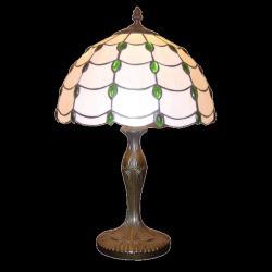 Lampa witrażowa stołowa Kaja Tiffany K-G081876