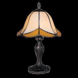 Lampa witrażowa stołowa Kaja K-G082306