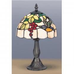 Lampa witrażowa stołowa Kaja Tiffany K-G08789
