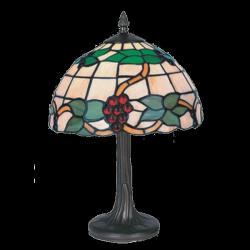 Lampa witrażowa stołowa Kaja Tiffany K-G10279