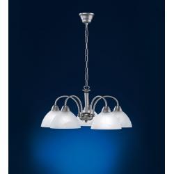 Lampa sufitowa Paul Neuhaus Vegas stal