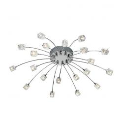 lampa sufitowa paul neuhaus kristall chrom sprawd. Black Bedroom Furniture Sets. Home Design Ideas