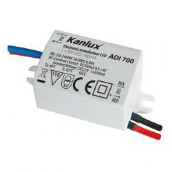 Zasilacz elektroniczny LED Kanlux ADI 700 1x3W