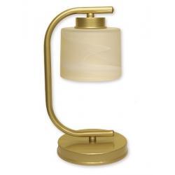 Lampka stołowa Lemir Kwazar złota O1108/L1 ZŁ