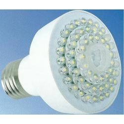 Żarówka 60 LED Ecolighting ciepła korytarzowa z detektorem ruchu E27-R63-C-60 85-265V