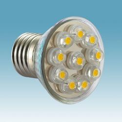 Żarówka 10 LED Ecolighting ciepła E27-C-10HP 8mm 230V