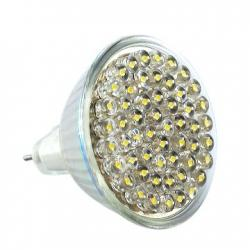 Żarówka 60 LED Ecolighting zimna MR16-Z-60 12V