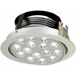 Lampa sufitowa 15 LED Ecolighting ciepła biała