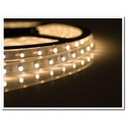 Taśma LED Ecolighting biała ciepła wodoodporna (rolka 5m)