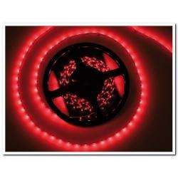 Taśma LED Ecolighting czerwona wodoodporna (rolka 5m)